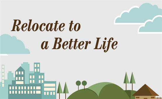 Inforgraphics: Relocate to a Better Life