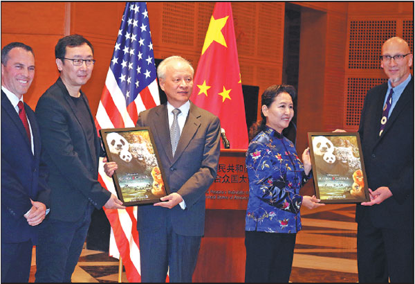 US sees another side of China