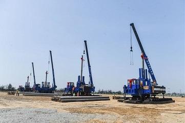 Construction of 1st overseas 737 factory starts