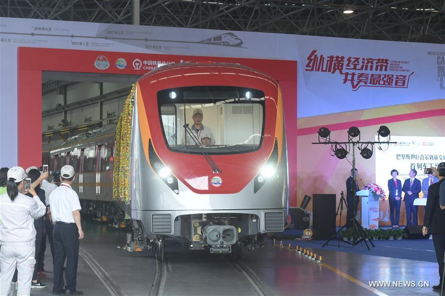 CHINA-HUNAN-PAKISTAN-LAHORE-SUBWAY (CN)