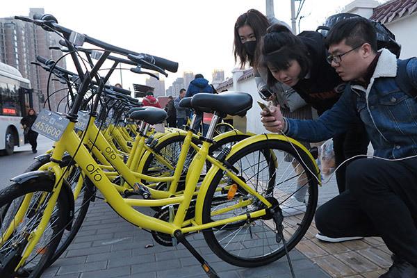 Bikes among boosters of BeiDou