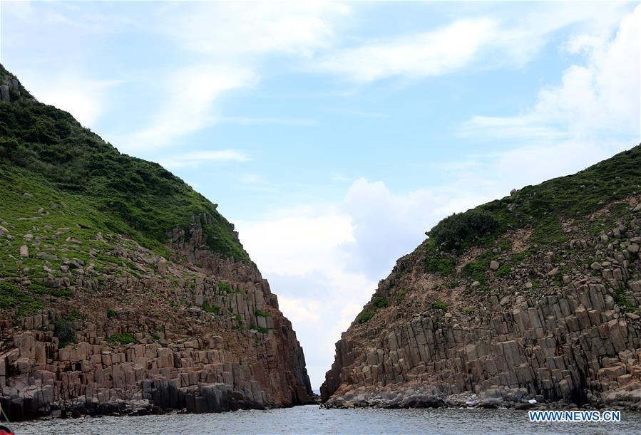 CHINA-HONG KONG-UNESCO GLOBAL GEOPARK (CN)