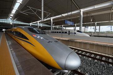 Xi'an-Chengdu railway to undergo joint test