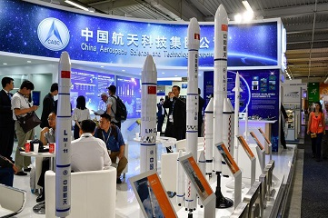 China's cutting-edge technology unveiled at Paris Air Show