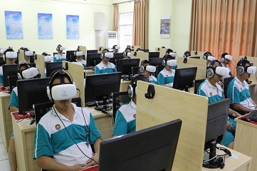 VR technology a new weapon in drug rehabilitation