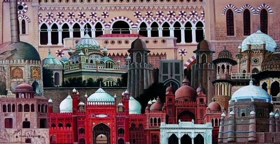 《巴基斯坦建筑》