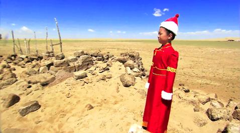 我的未来在库布其沙漠里