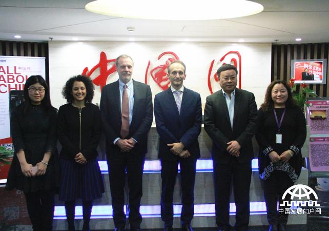 联合国粮农组织高级别官员访问中国网