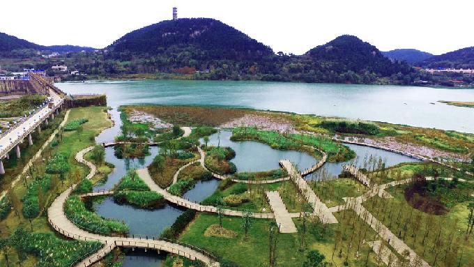 四川螺湖半岛环境提升工程
