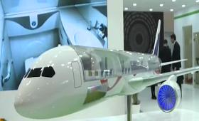 """巴黎航展:中国航空工业加快""""走出去""""步伐"""
