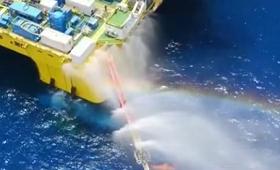 6周产23万立方米 我国南海可燃冰试采产量创新高