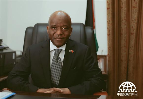"""肯尼亚驻华大使:肯是""""一带一路""""倡议下受益的参与方"""