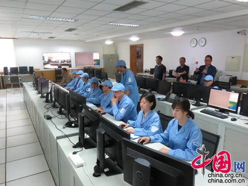 中国遥感卫星地面站成功实现高分六号卫星数据接收