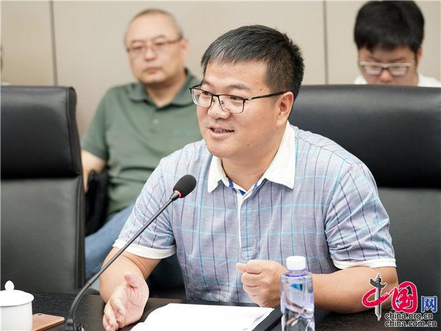中科院网信办副主任陈明奇