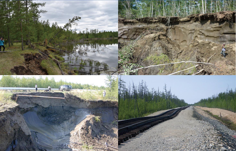北京—莫斯科高铁工程走廊寒区工程问题与防治对策研究