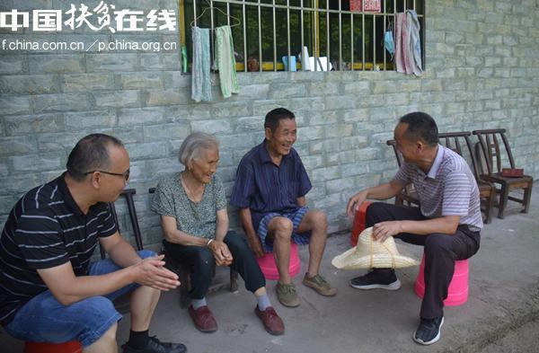 湖南省沅陵县毛坪村:扶贫路上话变迁